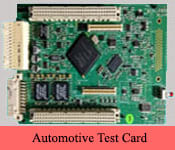automotive test card india